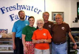 The Freshwater Farm Family