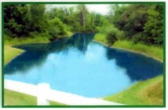 Crystal Blue Pond