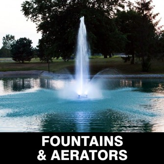 Fountains & Aerators