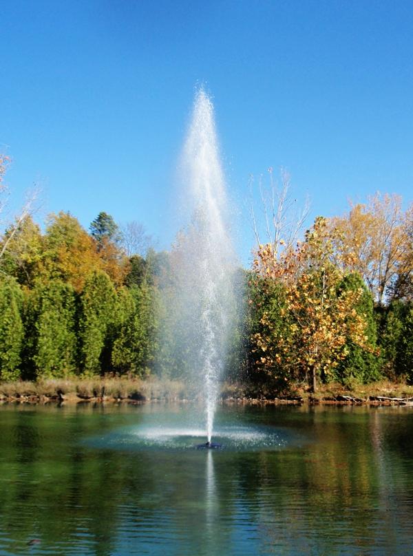 Fountains Aerators