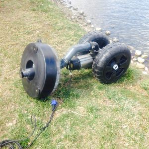 WaterSmith 2hp wheel kit for WaterSmith 2hp pond fountains