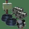 kasco-marine-robust-aire-post-mount-ra2