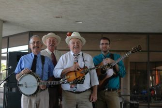 muleskinner bluegrass band