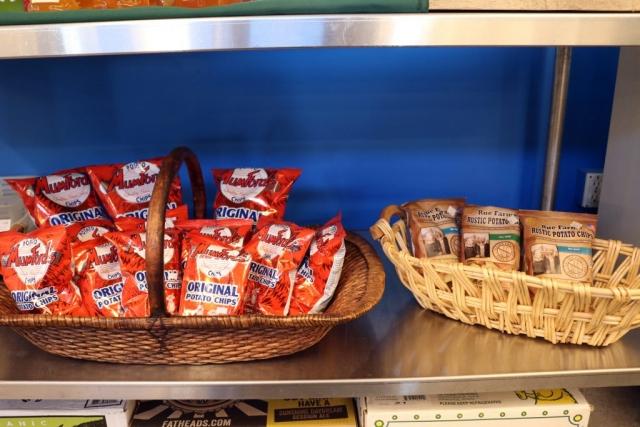 Mumfords & Rue Farms Potato Chips