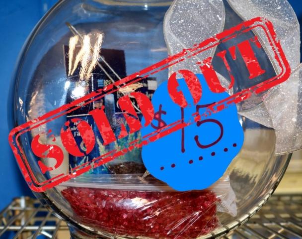 2 Gallon Fish Bowl Kit