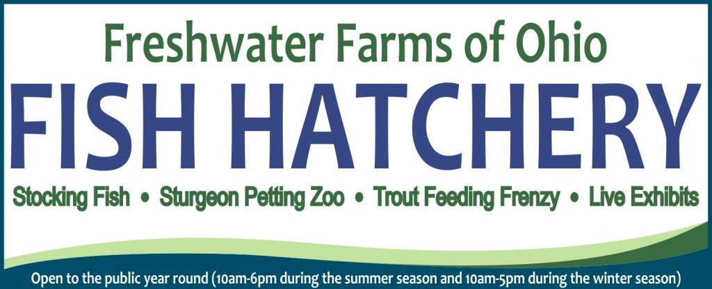 Fish Hatchery Sign