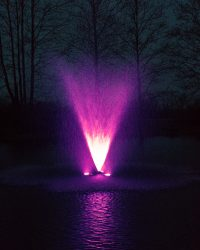 Fountain Lighting & Accessories