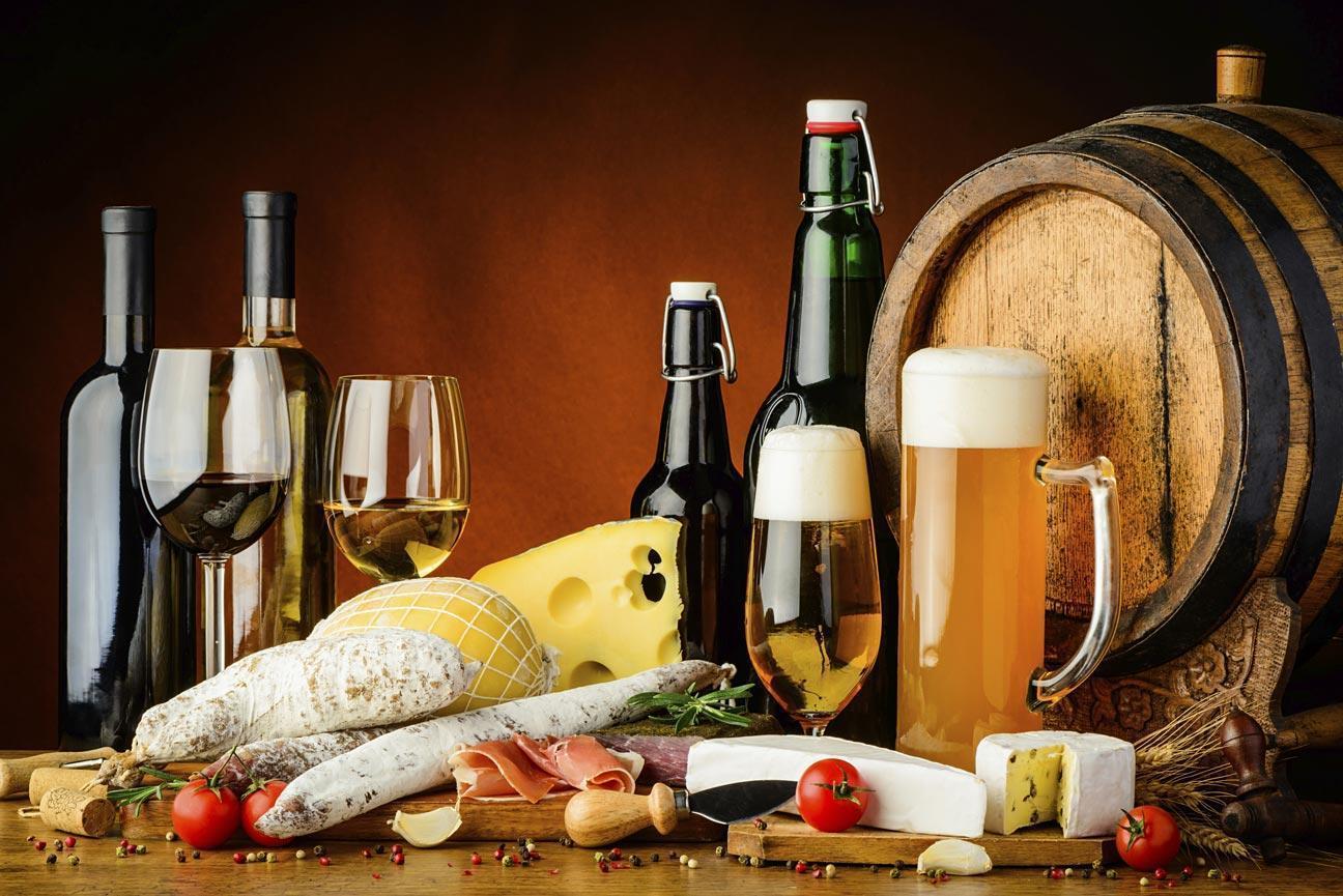beer & wine tasting