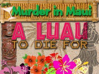 maui murder mystery