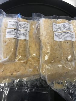 breaded cod