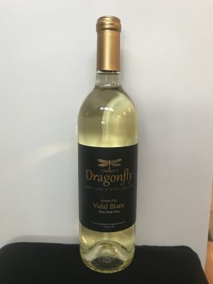 estate dry vidal blanc