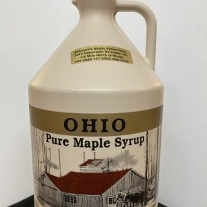 johnsons maple syrup 1 gal