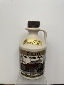 johnsons maple syrup 32 oz