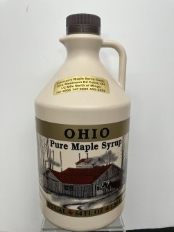 johnsons maple syrup 64oz