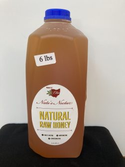 nates nectar 6 lb