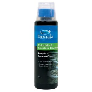 Biocuda Colorfalls and Fountain Treatment 8 oz