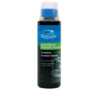 Biocuda Colorfalls and Fountain Treatment 8 oz