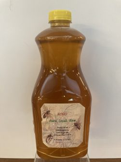 ladybug acres 6lb honey