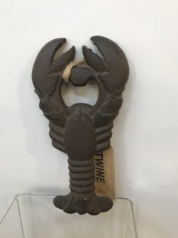 lobster bottle opener