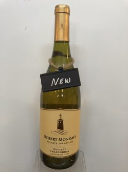 mondavi buttery chardonnay new