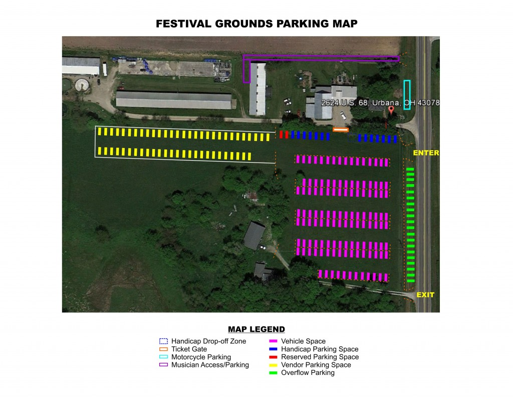 Parking Layout 2014